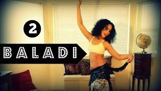 Belly dance rhythms: rhythm Baladi/Beledi combination 2