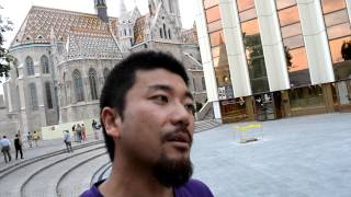 アキーラさん訪問⑤ハンガリー・ブダペスト・王宮の丘Budapest,Hungary