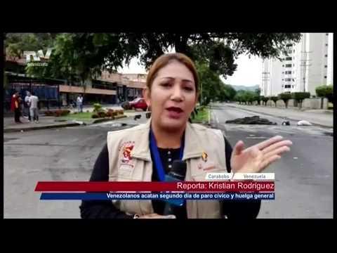 EN VIVO: Situación en Venezuela- 27de Julio 2017
