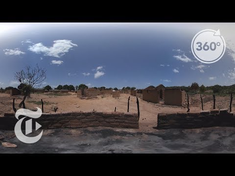 Forced From Their Village By Violence | The Daily 360 | The New York Times