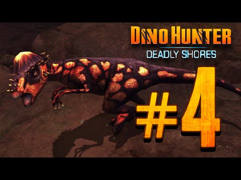 Dino Hunter: Deadly Shores EP: 4 Slaying More Beautiful Trophy Hunts