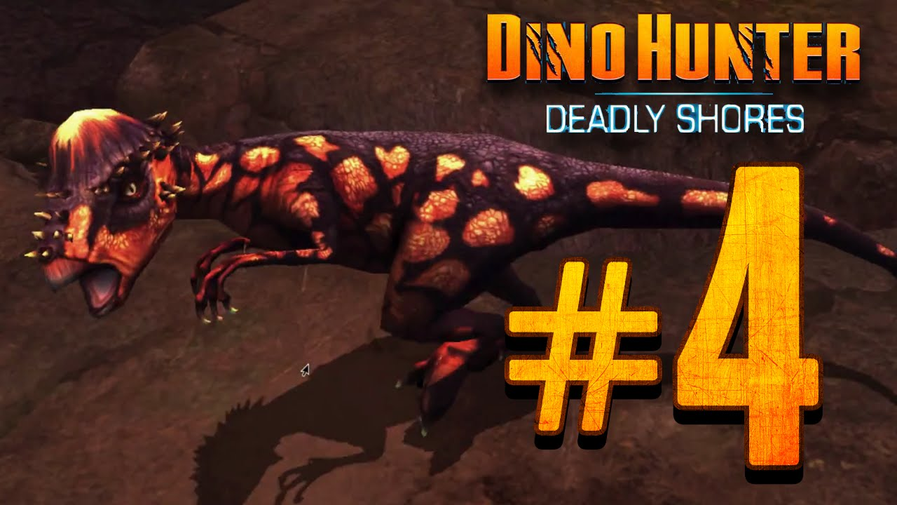 Dino Hunter: Deadly Shores EP: 4 Slaying More Beautiful Trophy Hunts - YouTube
