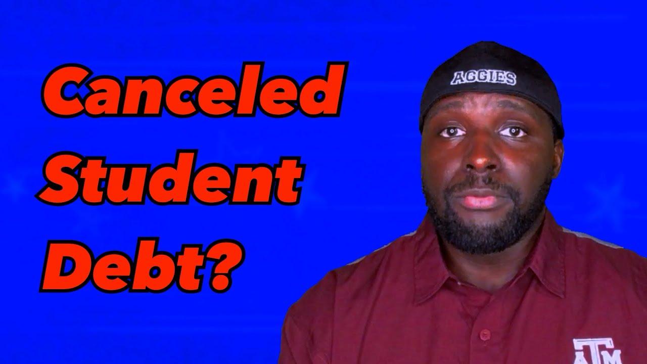 Should We Cancel Student Debt?