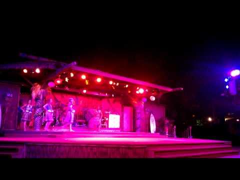 Disney Island Dancing