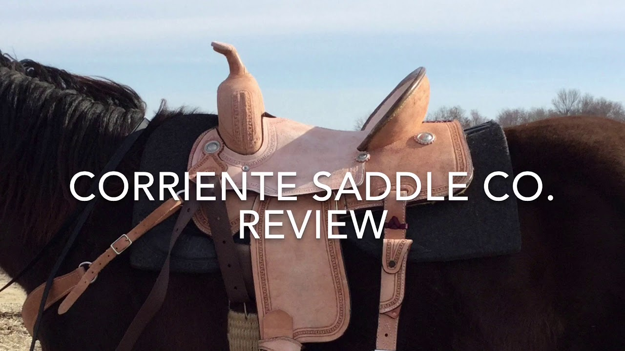 Corriente Saddle Co  Review