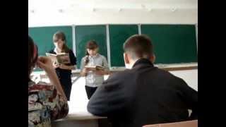 Юля и Катя зачитали))))
