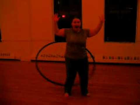 Alex can hula