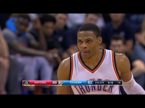 Toronto Raptors vs Oklahoma City Thunder - Full Game Highlights | Nov 9, 2016 | 2016-17 NBA Season