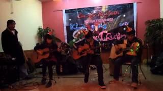 Liên khúc noel - CLB guitar ĐHY Huế