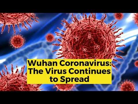 Coronavirus continues to spread...