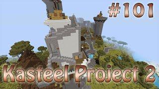 Minecraft Kasteel Project 2 (Deel 101) Wat is je lievelings snoep