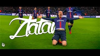 Zlatan Ibrahimović & PSG • 2012-2016