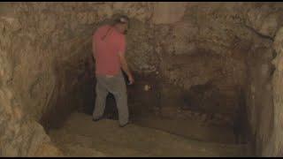 客廳挖到寶 耶路撒冷民宅埋二千年古蹟【大千世界】猶太古蹟|浴禮池|考古學