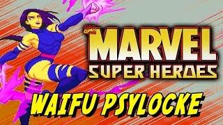 MARVEL VS. CAPCOM LEGACY - Part 2: Marvel Super Heroes (Online Matches)