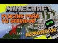 Minecraft: Plugins para tu Servidor - ezProtector (Bloquea Comandos y Mods!)