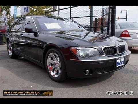2007 BMW 7-Series 750i Sedan - YouTube