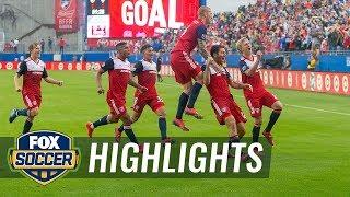 FC Dallas vs. Colorado Rapids | 2019 MLS Highlights