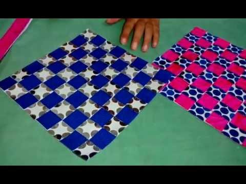 Easy & Affordable DIY Home Decor Idea - Handmade Table Mat