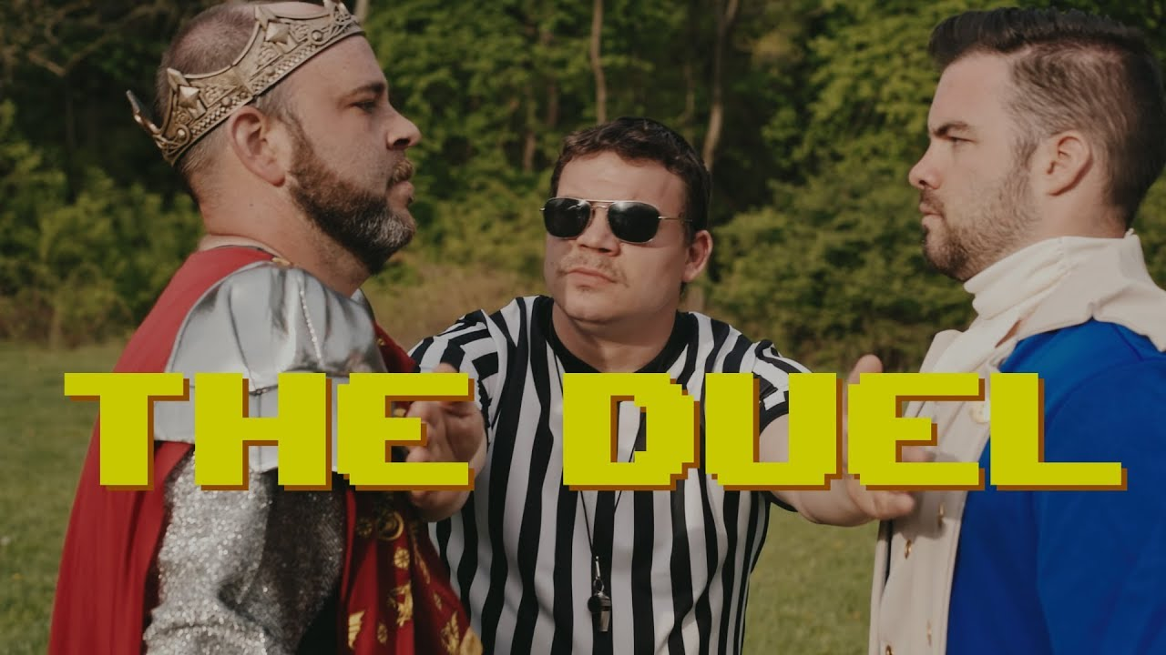 The Duel | A Short Comedy Film
