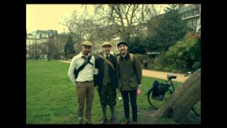 Tweed Run London