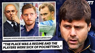 THE TRUTH BEHIND POCHETTINO'S TOTTENHAM SACKING! | #WNTT
