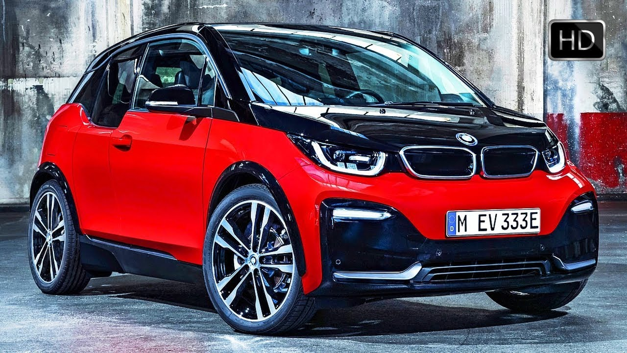 2018 Bmw I3s Electric Car Studio Exterior Interior Design Hd Youtube
