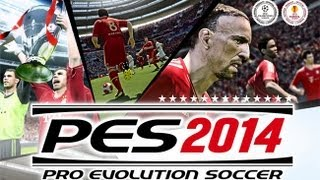 pes 2014 demo gameplay