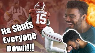 Alabama's Weapon On Defense!!!- Ronnie Harrison Highlights [Reaction]