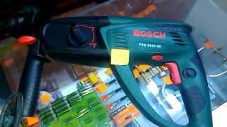 Новый Перфоратор Bosch PBH 2900 RE. Всего 2099 грн. Купить дешево.(, 2015-01-03T11:17:59.000Z)