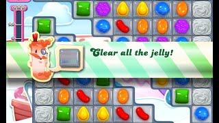 Candy Crush Saga Level 617 walkthrough