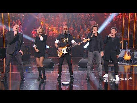 "Zazie / Patrick Bruel / Garou / Marc Lavoine / Pascal Obispo ""Allumer Le Feu"" (2019)"