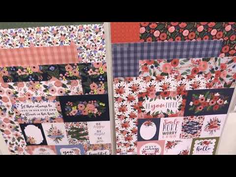 Flora No. 2 Collection - Carta Bella Paper