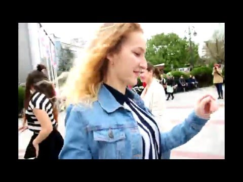International Flashmob Rueda de Casino Sochi Russia 2 april 2016