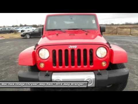 Mac Haik Dodge Temple Tx >> 2014 Jeep Wrangler Unlimited Temple TX B240653 - YouTube