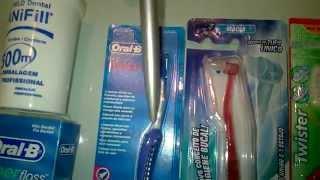 Escovação em ortodontia