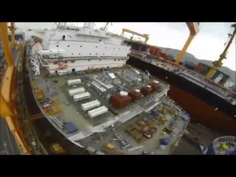 The Experience – FSRU крупнейшее плавучее нефтехранилище в мире cvget