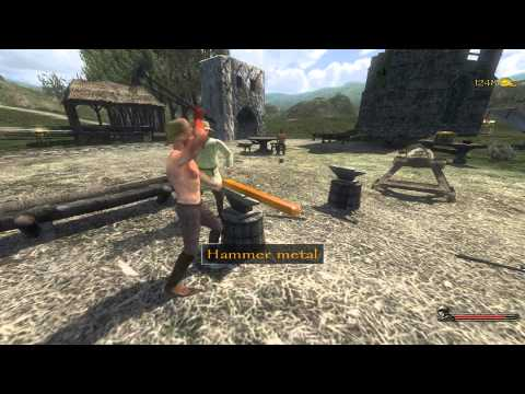 Feudal World Mod Crafting Tutorial