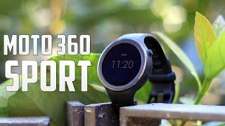 Moto 360 Sport, review en español