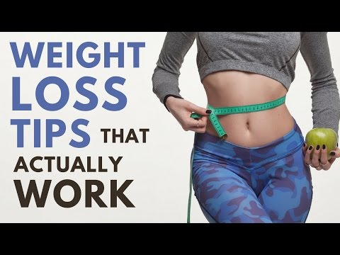 7 Weight Loss Tips That Are Truly Science-Based