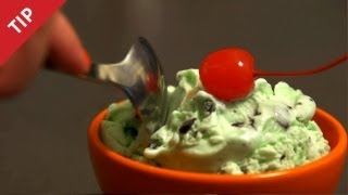 Eliminate Freezer Burn on Ice Cream Forever - CHOW Tip