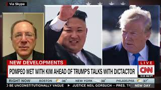 Video CNN Panel Praises Pompeo's Talks With North Korea:  This Could Lead To A Trump Peace Prize download MP3, 3GP, MP4, WEBM, AVI, FLV Agustus 2018