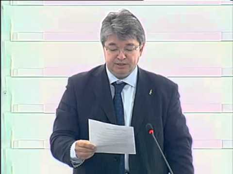 Andrea Zanoni on EU-Iraq partnership and cooperation agreement