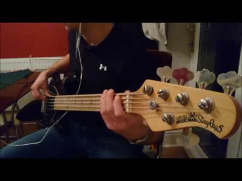 Louie Vega Starring Adeva - I Deserve To Breathe (Gene Perez Bass Mix) Bass cover
