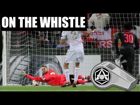 On the Whistle: Ostersunds 03 Arsenal