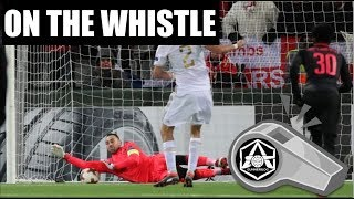 On the Whistle: Ostersunds 0-3 Arsenal -