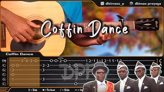 Astronomia (Coffin Dance Meme Song) - Cover Fingerstyle | TAB Tutorial