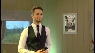 """""""Vilciens Rīga – Valka"""" The Black Pockets - Ainārs Bumbieris (19.03.2017.)"""