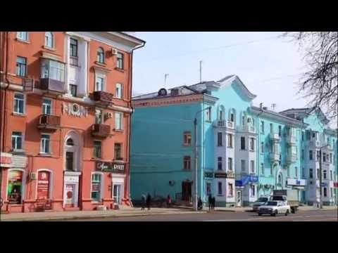 Новая песня про Комсомольск-на-Амуре С Днем рождения, Любимый Город 12 июня 2014