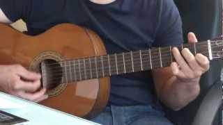 Flo Rida - Whistle - Guitar Tutorial - Petros