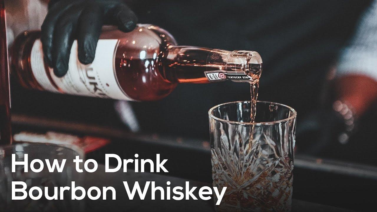 Four Ways to Drink and Enjoy Bourbon Whiskey - YouTube